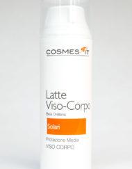 Latte Viso Corpo Protezione Media
